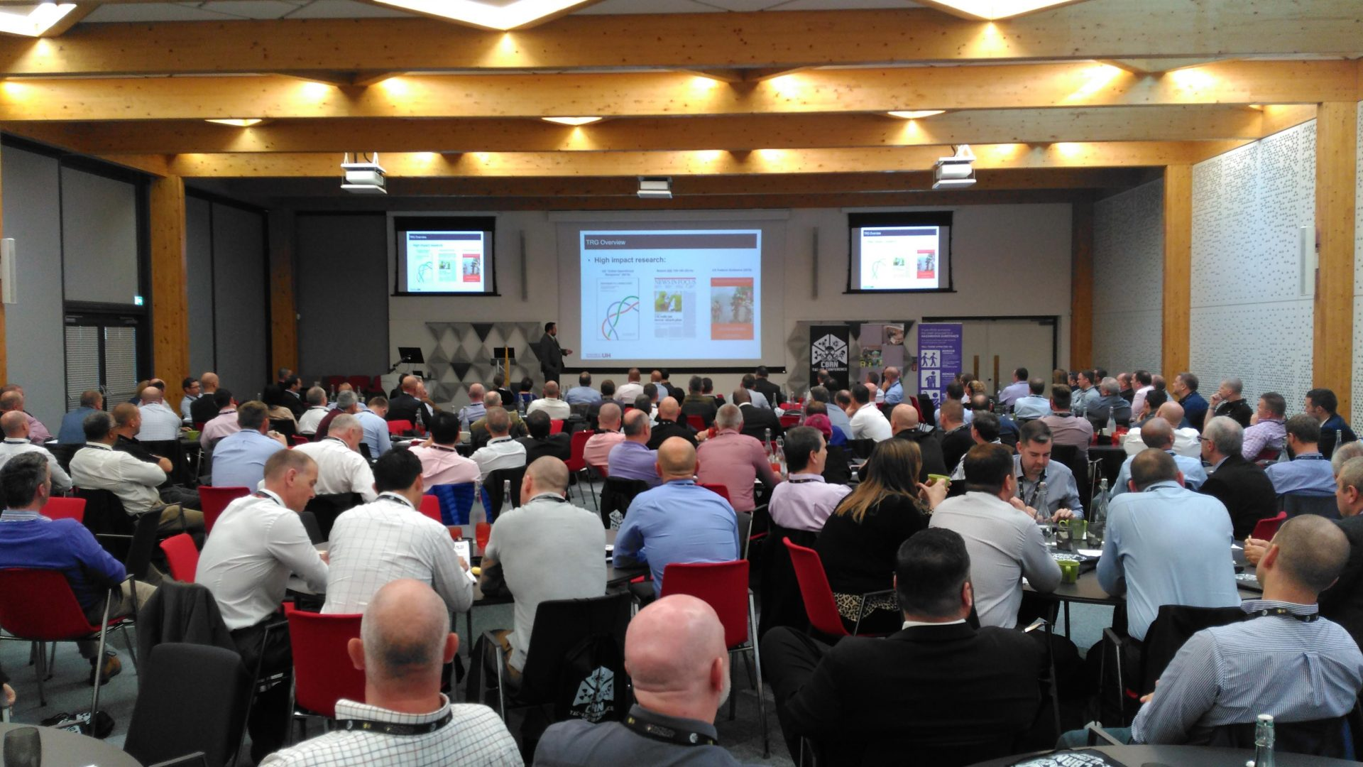 CBRN Tactical Advisors Conference
